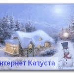 Новые планы на Новый год.